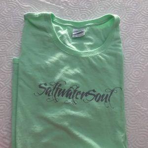 Women's Salt Water Soul short sleeve tee